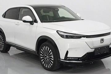 SUV điện của Honda lộ diện
