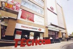 Techcombank vay hợp vốn nước ngoài kỷ lục 800 triệu USD.