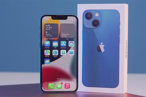 Người Việt chê iPhone 13 mini