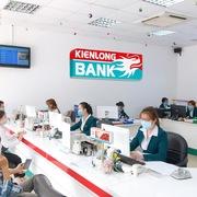 Kienlongbank chốt quyền trả cổ tức tỷ lệ 13%