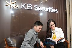 Chứng khoán KB Việt Nam lãi quý III tăng 61% nhờ đẩy mạnh môi giới và cho vay margin