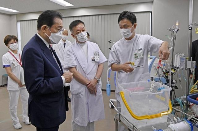 Bước đi mới của Nhật Bản nhằm ứng phó Covid-19