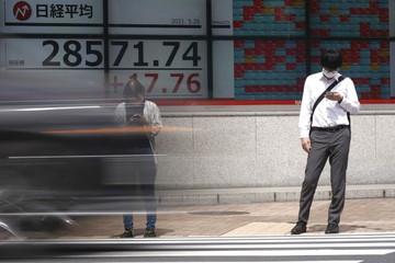Trung Quốc công bố GDP quý III, chứng khoán châu Á hầu hết giảm