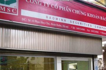 Tự doanh thua lỗ, Chứng khoán Bảo Minh báo lỗ ròng gần 40 tỷ đồng