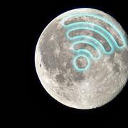 Mỹ tìm cách phát Wi-Fi từ mặt trăng
