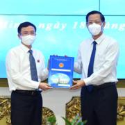 UBND TP HCM điều động nhân sự