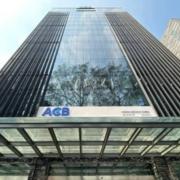ACB báo lãi 9 tháng tăng 40%