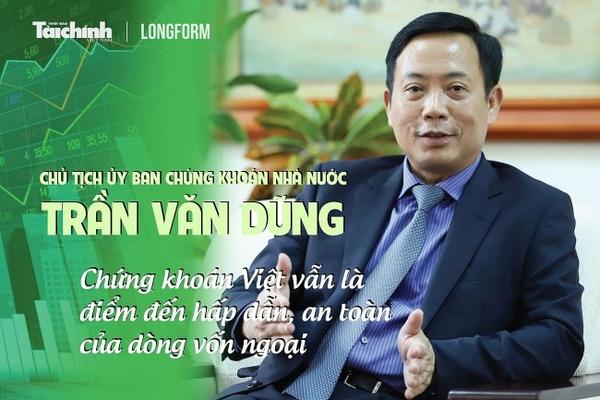 Chứng khoán Việt vẫn là điểm đến hấp dẫn, an toàn của dòng vốn ngoại