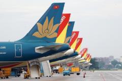 Bộ Giao thông vận tải đề xuất tăng tần suất chuyến bay nội địa từ 21/10