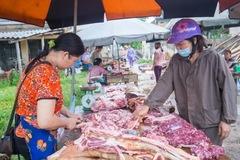 Giá heo hơi ở Trung Quốc lên cao nhất 10 tháng