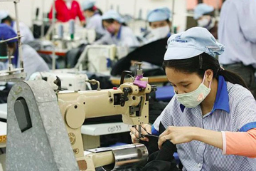 Giá nguyên phụ liệu ngành dệt may tăng mạnh