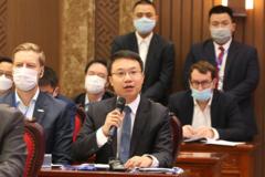 Phó Chủ tịch EuroCham: Đầu tư từ EU vào Việt Nam sẽ tiếp tục tăng mạnh