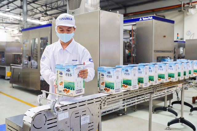 Liên doanh của Vinamilk tại Philippines dự kiến thu 9 triệu USD năm đầu tiên, tăng trưởng 50% mỗi năm