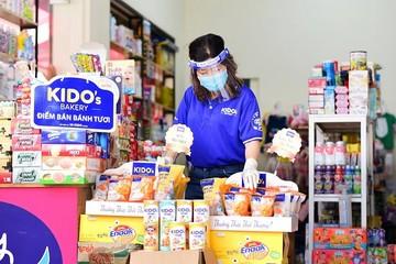 Kido lãi quý III tăng 5%, ra mắt sản phẩm bánh tươi mang thương hiệu KIDO's Bakery