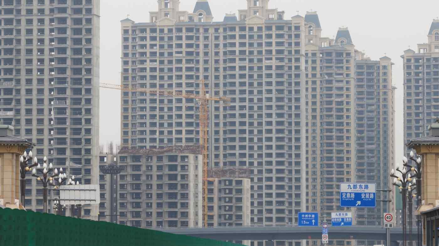 Thị trường BĐS Trung Quốc lần đầu chững lại kể từ đầu 2020