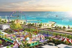 Nhà phố biển trong tổ hợp đa tiện ích 'khuấy động' nhà đầu tư