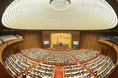 Sáng nay, khai mạc kỳ họp thứ 2 Quốc hội khóa XV