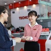 Lãi 9 tháng Techcombank tăng 60%