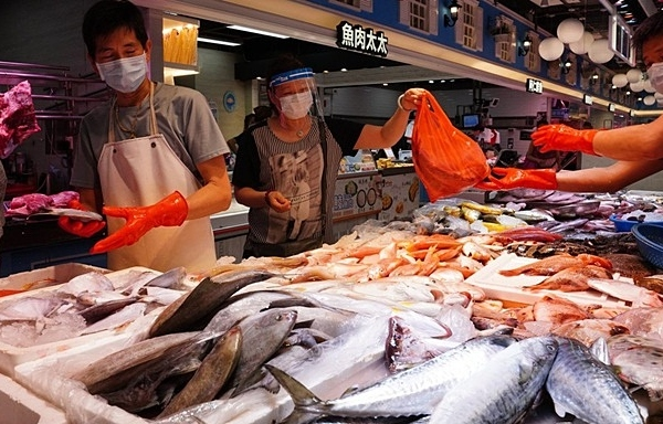 Bùng phát bệnh nhiễm trùng nguy hiểm liên quan đến nguồn cá nước ngọt ở Hong Kong