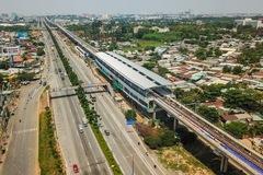 TP HCM: Giải pháp phát triển 10 khu đô thị dọc Metro Số 1
