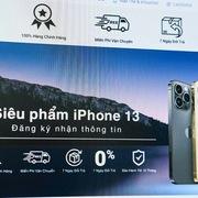 Lý do Shopee, Tiki, Lazada không cho đặt trước iPhone 13