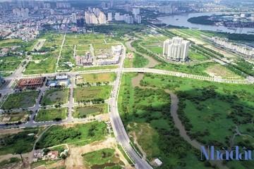 TP HCM: 8 công trình điểm nhấn tại khu đô thị mới Thủ Thiêm trong tương lai