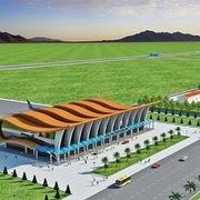Đẩy mạnh giải phóng mặt bằng sân bay Phan Thiết để thi công đồng loạt trong tháng 10