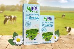 Lợi nhuận Sữa Mộc Châu giảm 7% trong quý III