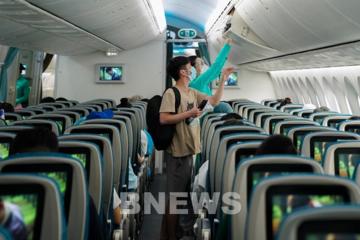Đường bay Hà Nội - TP HCM được tăng tần suất khai thác lên không quá 12 chuyến mỗi ngày