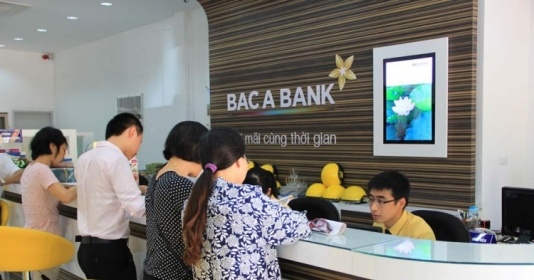 Thắng đầu tư chứng khoán, BacABank báo lãi quý III tăng 57%