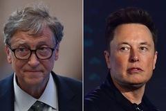 Vì sao nhiều người ghét giới siêu giàu nhưng lại thích Bill Gates và Elon Musk?