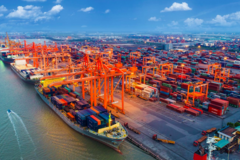 Yêu cầu điều chỉnh quy hoạch chi tiết khu bến Lạch Huyện thuộc cảng biển Hải Phòng