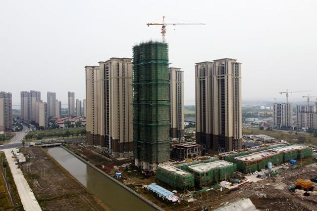 Thị trường BĐS Trung Quốc rơi vào cảnh 'lạnh sâu' như thế nào