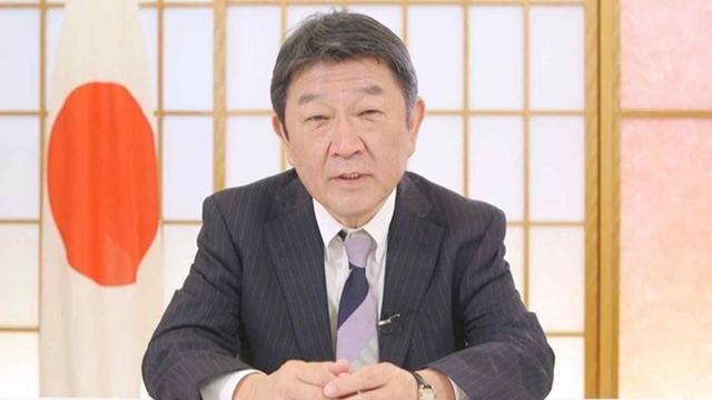 Ngoại trưởng Nhật Bản kêu gọi Mỹ gia nhập CPTPP
