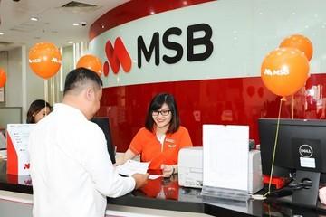 MSB hoàn tất phát hành 352 triệu cổ phiếu trả cổ tức