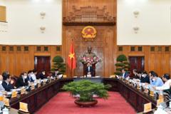 Thường trực Chính phủ cho ý kiến về chương trình phục hồi và phát triển kinh tế