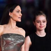 Váy Versace khiến thế giới thay đổi cái nhìn về con gái Angelina Jolie