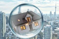 Những bong bóng bất động sản lớn nhất thế giới