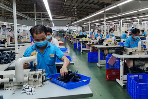 80% doanh nghiệp Long An đã hoạt động trở lại