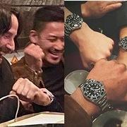 Tài tử Hollywood 'chơi lớn' tặng 4 đồng hồ Rolex đắt tiền cho đội diễn viên đóng thế