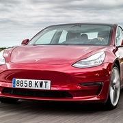 Tesla Model 3 lần đầu bán chạy nhất châu Âu