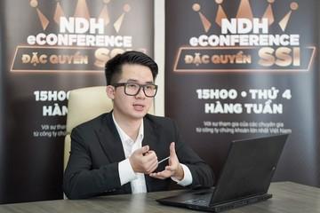 NDH eConference Số 3: Nhìn thấu phân tích kỹ thuật và các mẫu hình kinh điển để tối ưu lợi nhuận