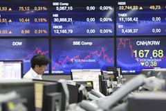 Nhật Bản công bố chính sách lãi suất, chứng khoán châu Á giảm