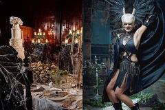 Nhà giàu nước Anh chi bộn tiền làm Halloween 'mới lạ'