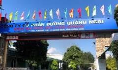 Đường Quảng Ngãi hoàn thành 95% kế hoạch sau 9 tháng
