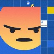 Nút 'tức giận' gây kích động trên Facebook thế nào