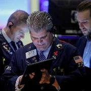 Phố Wall giảm vì cổ phiếu chu kỳ
