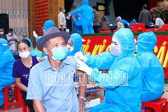Nam Định: Tạm dừng một số hoạt động kinh doanh, dịch vụ ăn uống do ghi nhận 28 ca nhiễm Covid-19