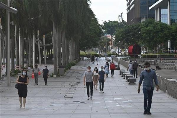 Singapore ghi nhận số ca mắc mới Covid--19 cao kỷ lục
